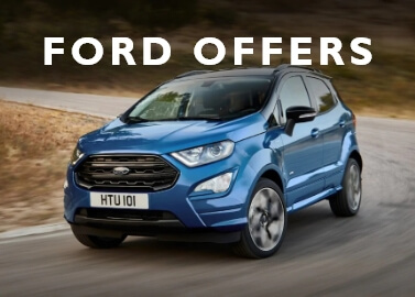 Ford promotional offers