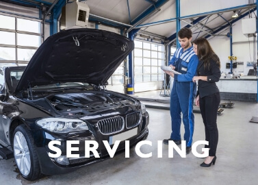 Car valuation service at Finlay Motor Group